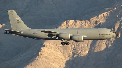 62-3554 - Boeing KC-135R Stratotanker - United States - US Air Force (USAF)