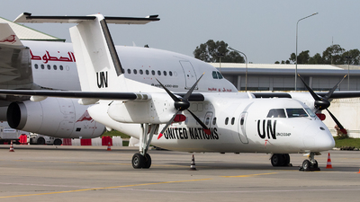 5Y-PRV - Bombardier Dash 8-102 - United Nations (UN)