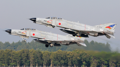 57-8356 - McDonnell Douglas F-4EJ Kai - Japan - Air Self Defence Force (JASDF)