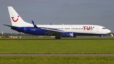 YR-BMD - Boeing 737-85F - TUI (Blue Air)
