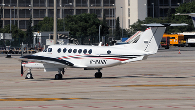 G-RANN - Beechcraft B300 King Air 350ER - Private