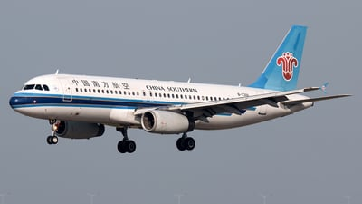 B-2351 - Airbus A320-232 - China Southern Airlines