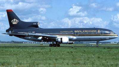 JY-AGE - Lockheed L-1011-500 Tristar - Royal Jordanian