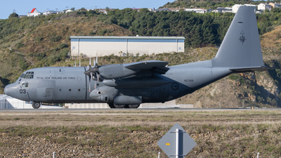 NZ7003 - Lockheed C-130H Hercules - New Zealand - Royal New Zealand Air Force (RNZAF)