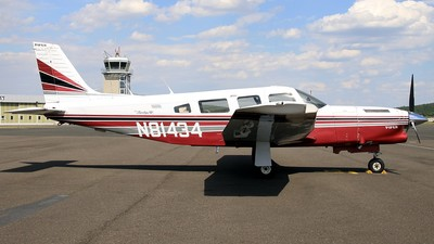 N81434 - Piper PA-32R-301T Turbo Saratoga SP - Private