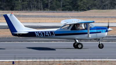 A picture of N3741J - Cessna 150G - [15065041] - © Agustin Anaya