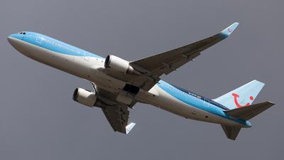 A picture of DATYF - Boeing 767304(ER) - [28208] - © Sebastian Sowa