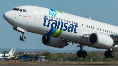 F-GZHB - Boeing 737-8GJ - Air Transat