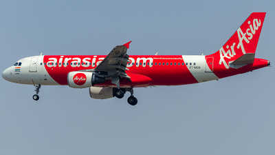 A picture of VTMOD - Airbus A320214 - AirAsia - © Rohan Paliwal