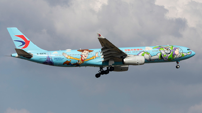 B-5976 - Airbus A330-343 - China Eastern Airlines
