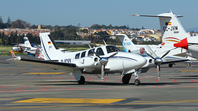 D-ICVY - Beechcraft 58P Baron - Private