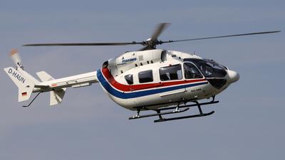 D-HAUN - Eurocopter EC 145 - Meravo Helicopters