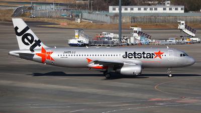 JA05JJ - Airbus A320-232 - Jetstar Japan Airlines