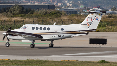 EC-NFX - Beechcraft B200GT King Air 250 - Eliance