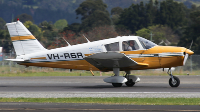 VH-RSR - Piper PA-28-140 Cherokee Cruiser - Private