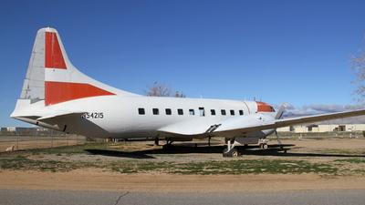 N54215 - Convair C-131B Samaritan - Private