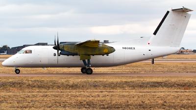 A picture of N838EX - De Havilland Canada Dash 8100 - [220] - © Marcos Perez Sanchez