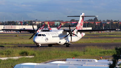 VH-FVQ - ATR 72-212A(600) - Virgin Australia Regional Airlines