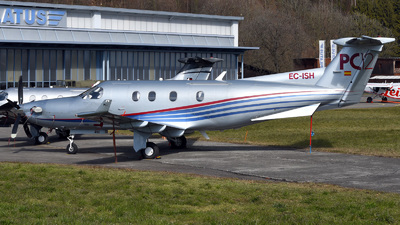 EC-ISH - Pilatus PC-12/45 - Norestair