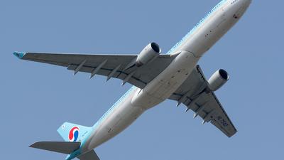 HL7540 - Airbus A330-322 - Korean Air