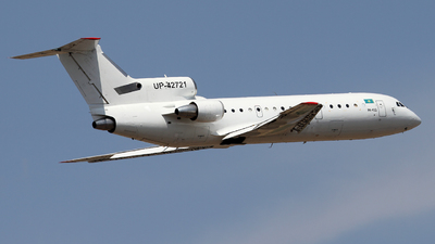 UP-42721 - Yakovlev Yak-42D - Kazakhstan - Government