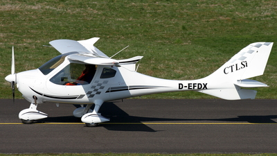 D-EFDX - Flight Design CT-LS - Private
