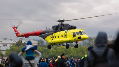 RA-22428 - Mil Mi-8AMT Hip - UTair Aviation