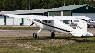 CF-GIJ - Cessna 140 - Private