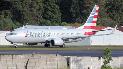 N974AN - Boeing 737-823 - American Airlines