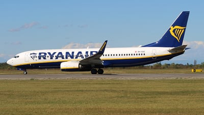 9H-QAC - Boeing 737-8AS - Ryanair (Malta Air)