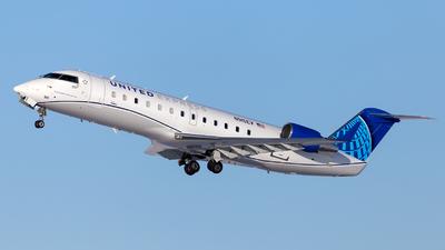 N915EV - Bombardier CRJ-200ER - United Express (SkyWest Airlines)