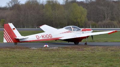 D-KIOG - Scheibe SF.25C Falke - Private