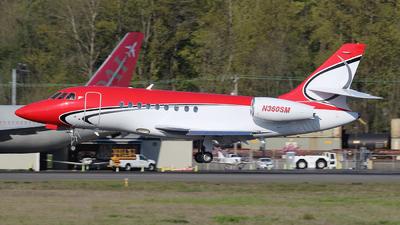 N360SM - Dassault Falcon 2000 - Private