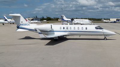 N826CA - Bombardier Learjet 45 - Private