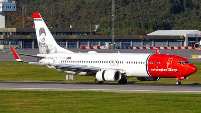 LN-DYK - Boeing 737-8JP - Norwegian