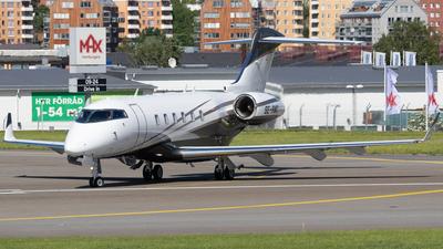 SE-RMC - Bombardier BD-100-1A10 Challenger 300 - Svenskt Industriflyg