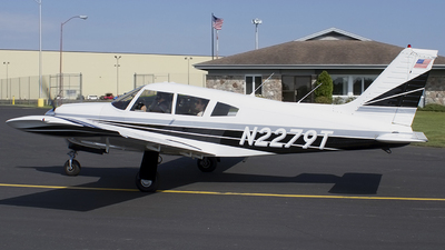 N2279T - Piper PA-28R-200 Cherokee Arrow B - Private