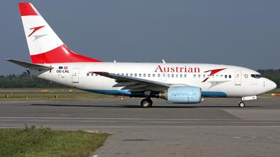 OE-LNL - Boeing 737-6Z9 - Austrian Airlines