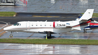 G-NJAA - Cessna 560XL Citation XLS - NetJets Europe