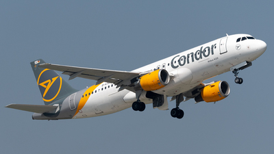 A picture of DATCH - Airbus A320212 - Condor - © Thomas Ernst
