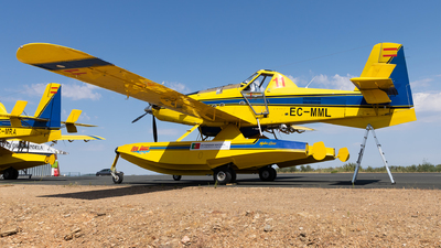 EC-MML - Air Tractor AT-802A - Avialsa
