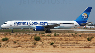 G-FCLH - Boeing 757-28A - Thomas Cook Airlines