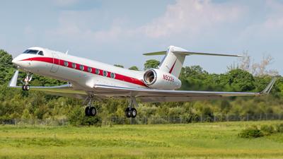 N933H - Gulfstream G550 - Honeywell Aerospace