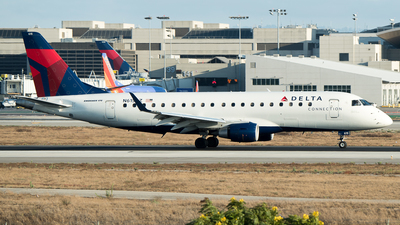 N615CZ - Embraer 170-200LR - Delta Connection (Compass Airlines)