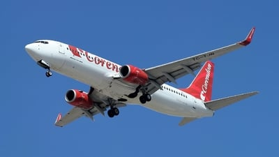 TC-TJN - Boeing 737-85P - Corendon Airlines
