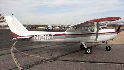 N101AT - Cessna 152 - Private
