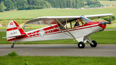 OE-AFC - Piper PA-18-150 Super Cub - Private