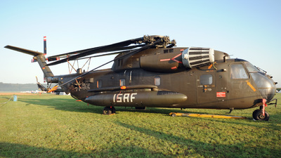 84-52 - Sikorsky CH-53GS - Germany - Army