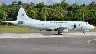 FAB7203 - Lockheed P-3AM Orion - Brazil - Air Force