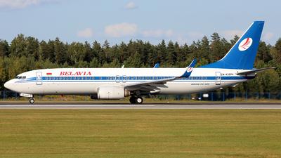 EW-438PA - Boeing 737-86Q - Belavia Belarusian Airlines